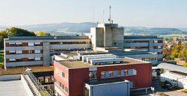 Hôpital intercantonal de la Broye